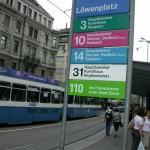 Mobilspiele in Zürich (Foto: Tiefbauamt der Stadt Zürich)