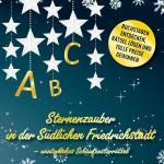 Aktionsflyer - Sternenzauber in der Südlichen Friedrichstadt
