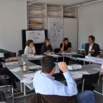 Workshop für die Entwicklung der Baufelder am ehemaligen Blumengroßmarkt