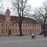 Das alte Gymnasium ist der Sitz des Stadtmarketings (Foto: Susann Liepe)