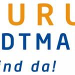 Logo des Stadtmarketings (Gestaltung Ariadne an der Spree)